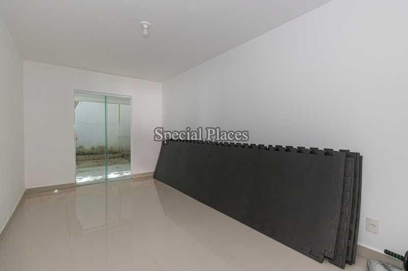 SUÍTE TÉRREA  - Casa em Condomínio 5 quartos à venda Barra da Tijuca, Rio de Janeiro - R$ 4.850.000 - BAC6211 - 15