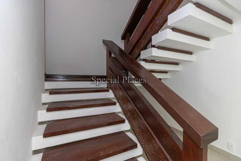 ESCADA  - Casa em Condomínio 5 quartos à venda Barra da Tijuca, Rio de Janeiro - R$ 4.850.000 - BAC6211 - 17
