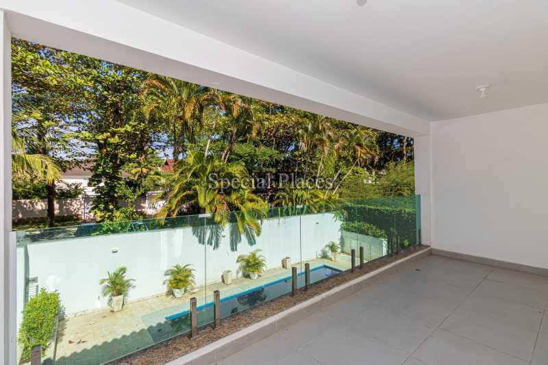 VARANDA 2ªANDAR  - Casa em Condomínio 5 quartos à venda Barra da Tijuca, Rio de Janeiro - R$ 4.850.000 - BAC6211 - 19