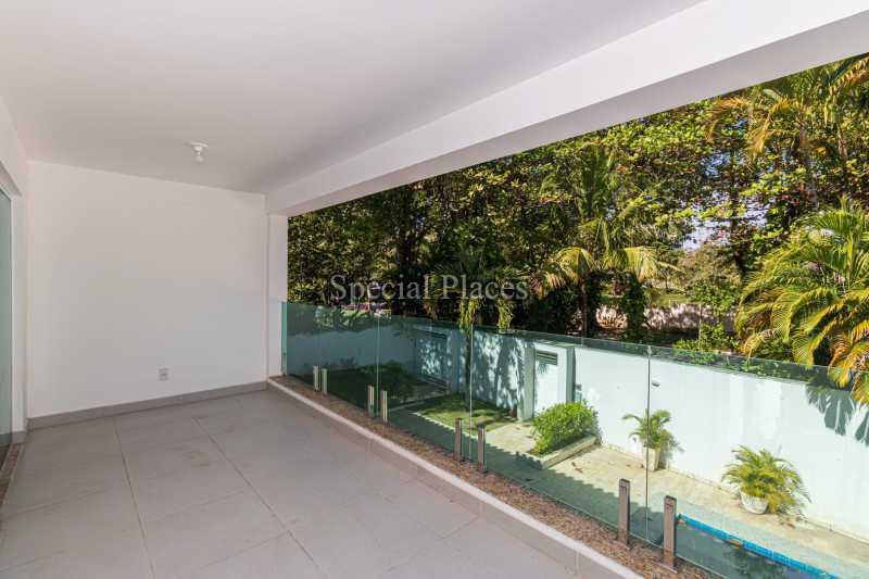 SUÍTE  - Casa em Condomínio 5 quartos à venda Barra da Tijuca, Rio de Janeiro - R$ 4.850.000 - BAC6211 - 20