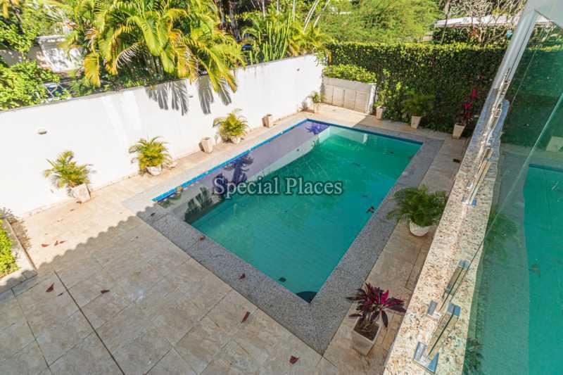 PISCINA  - Casa em Condomínio 5 quartos à venda Barra da Tijuca, Rio de Janeiro - R$ 4.850.000 - BAC6211 - 21