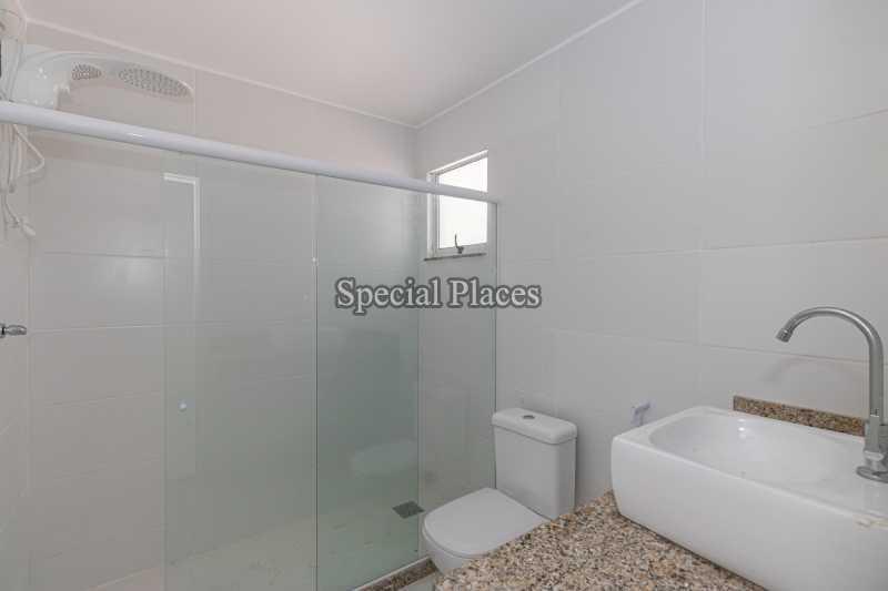 BANHEIRO  - Casa em Condomínio 5 quartos à venda Barra da Tijuca, Rio de Janeiro - R$ 4.850.000 - BAC6211 - 22
