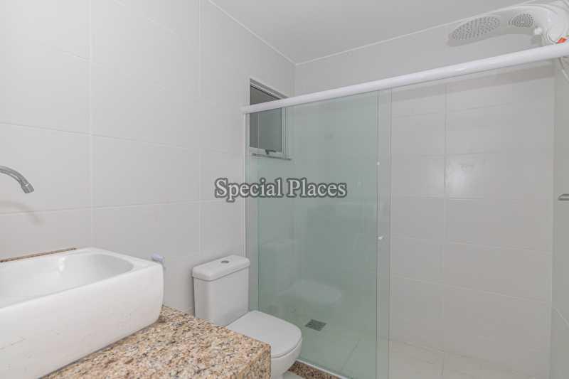 BANHEIRO  - Casa em Condomínio 5 quartos à venda Barra da Tijuca, Rio de Janeiro - R$ 4.850.000 - BAC6211 - 25