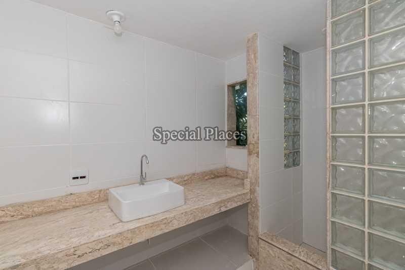 BANHEIRO  - Casa em Condomínio 5 quartos à venda Barra da Tijuca, Rio de Janeiro - R$ 4.850.000 - BAC6211 - 28