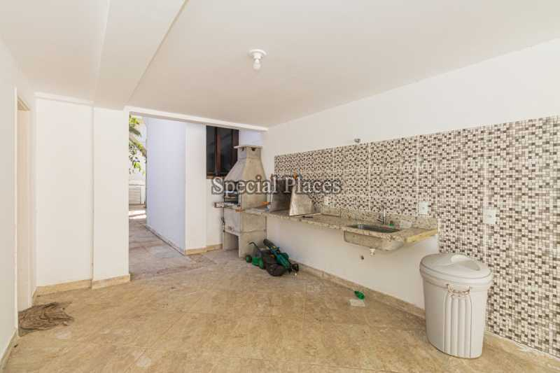 CHURRASQUEIRA  - Casa em Condomínio 5 quartos à venda Barra da Tijuca, Rio de Janeiro - R$ 4.850.000 - BAC6211 - 31