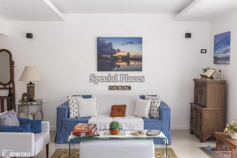 SALA MULTIUSO  - Casa em Condomínio 4 quartos à venda Barra da Tijuca, Rio de Janeiro - R$ 3.000.000 - BAC6217 - 9