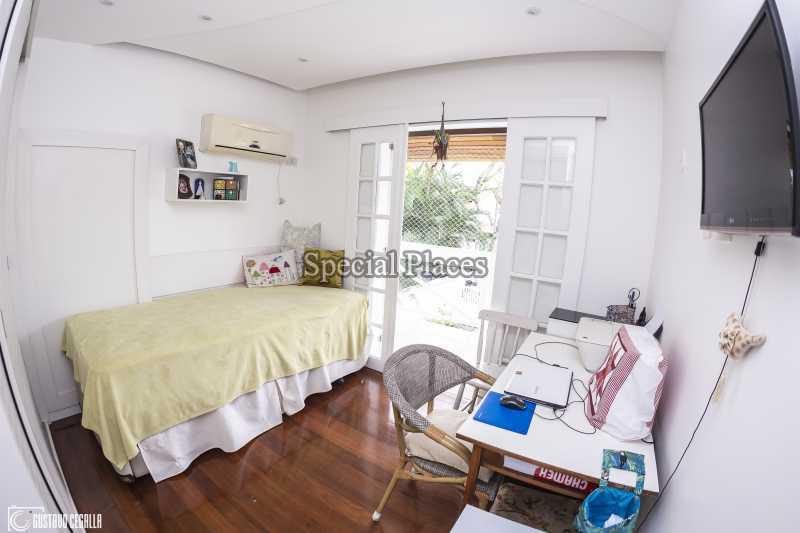 QUARTO 1  - Casa em Condomínio 4 quartos à venda Barra da Tijuca, Rio de Janeiro - R$ 3.000.000 - BAC6217 - 20