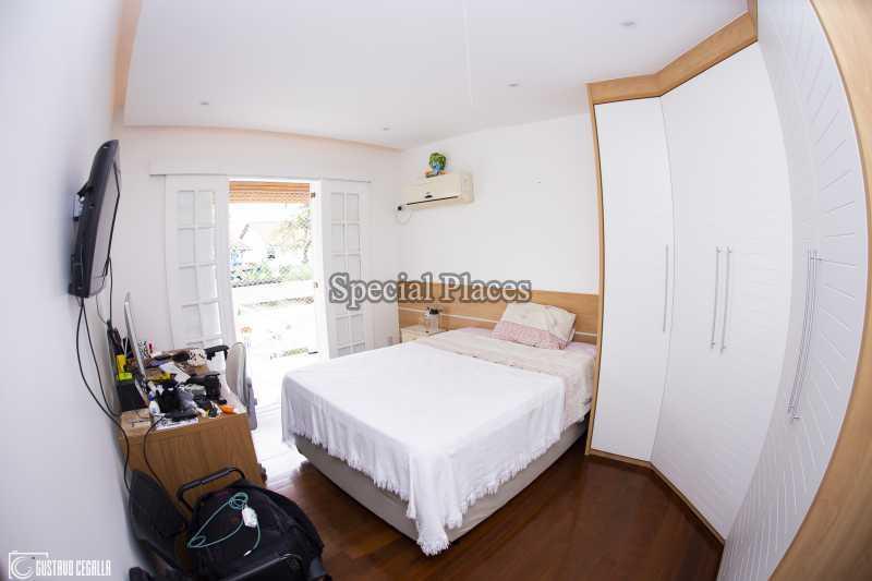 QUARTO  2  - Casa em Condomínio 4 quartos à venda Barra da Tijuca, Rio de Janeiro - R$ 3.000.000 - BAC6217 - 21