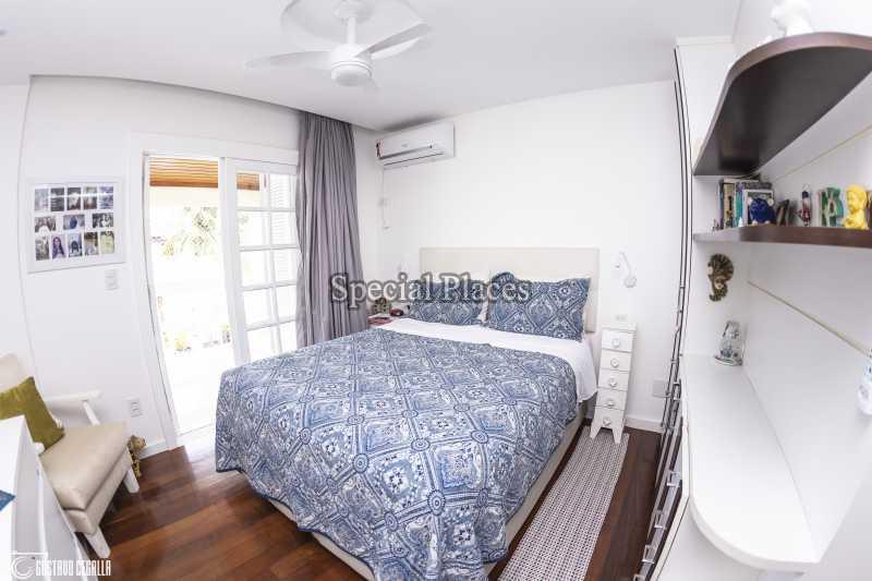 SUÍTE MASTER  - Casa em Condomínio 4 quartos à venda Barra da Tijuca, Rio de Janeiro - R$ 3.000.000 - BAC6217 - 17