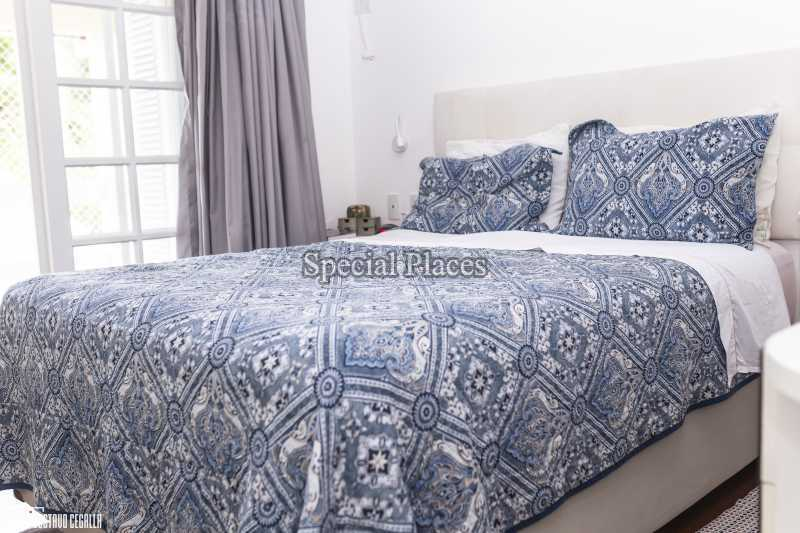 SUÍTE MASTER  - Casa em Condomínio 4 quartos à venda Barra da Tijuca, Rio de Janeiro - R$ 3.000.000 - BAC6217 - 18