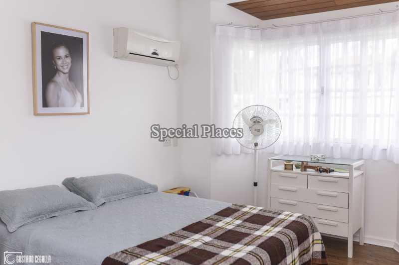 SUÍTE TÉRREA  - Casa em Condomínio 4 quartos à venda Barra da Tijuca, Rio de Janeiro - R$ 3.000.000 - BAC6217 - 13