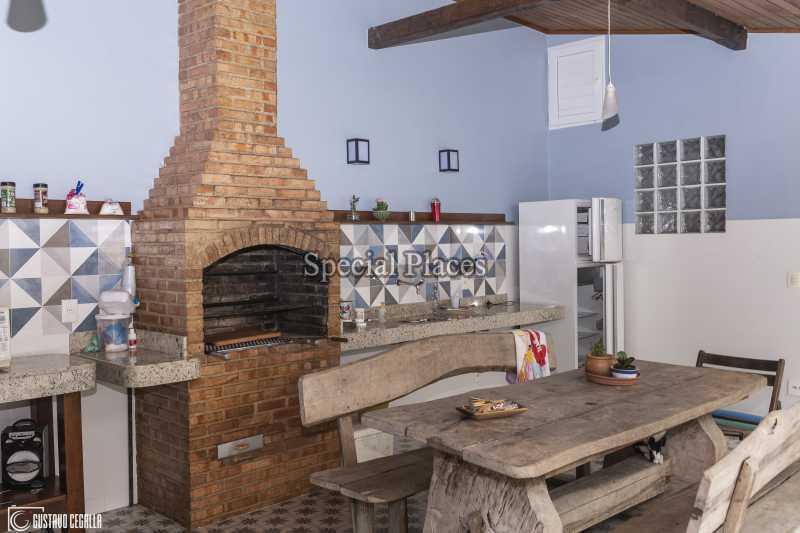 LAZER  - Casa em Condomínio 4 quartos à venda Barra da Tijuca, Rio de Janeiro - R$ 3.000.000 - BAC6217 - 6