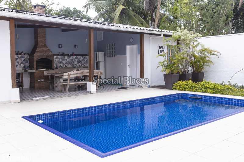 LAZER  - Casa em Condomínio 4 quartos à venda Barra da Tijuca, Rio de Janeiro - R$ 3.000.000 - BAC6217 - 4