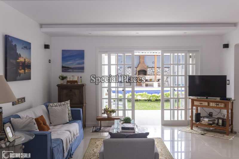 SALA MULTIUSO  - Casa em Condomínio 4 quartos à venda Barra da Tijuca, Rio de Janeiro - R$ 3.000.000 - BAC6217 - 8
