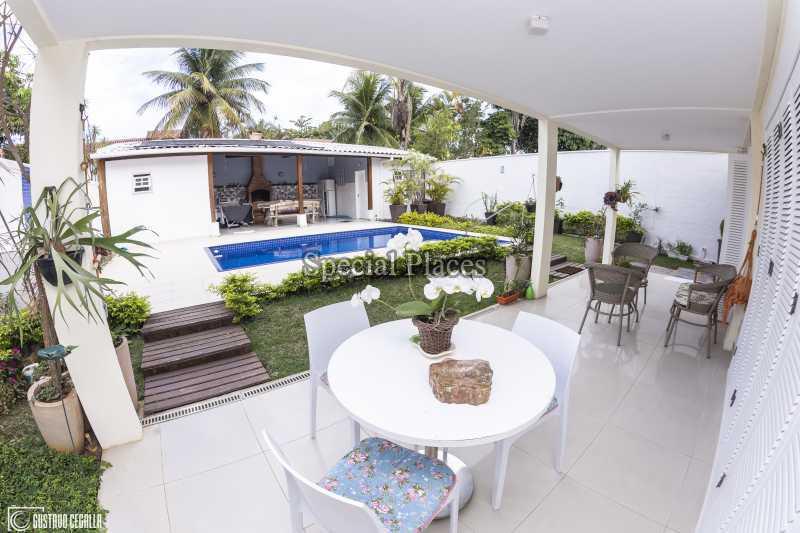 LAZER  - Casa em Condomínio 4 quartos à venda Barra da Tijuca, Rio de Janeiro - R$ 3.000.000 - BAC6217 - 5
