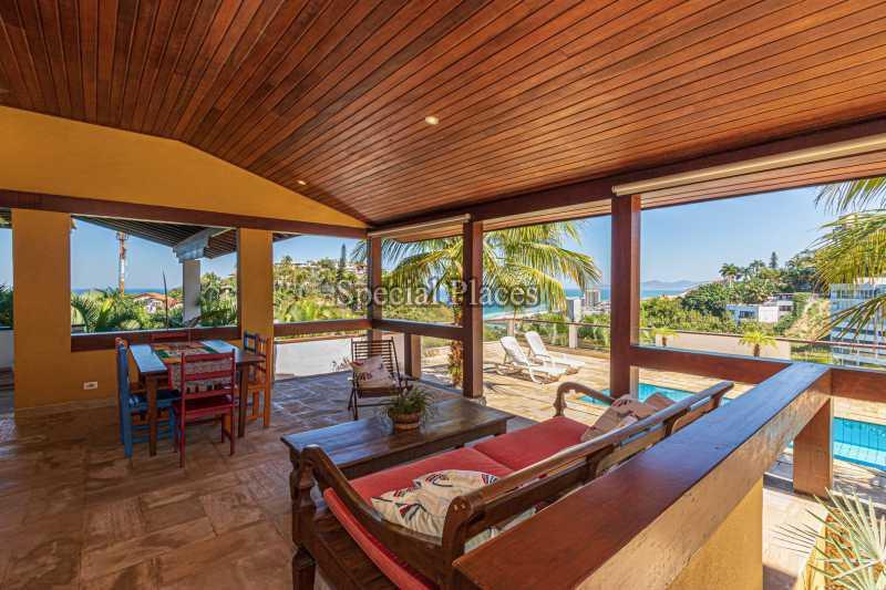 LAZER GOURMET  - Casa em Condomínio 4 quartos à venda Joá, Rio de Janeiro - R$ 7.800.000 - BAC6210 - 7