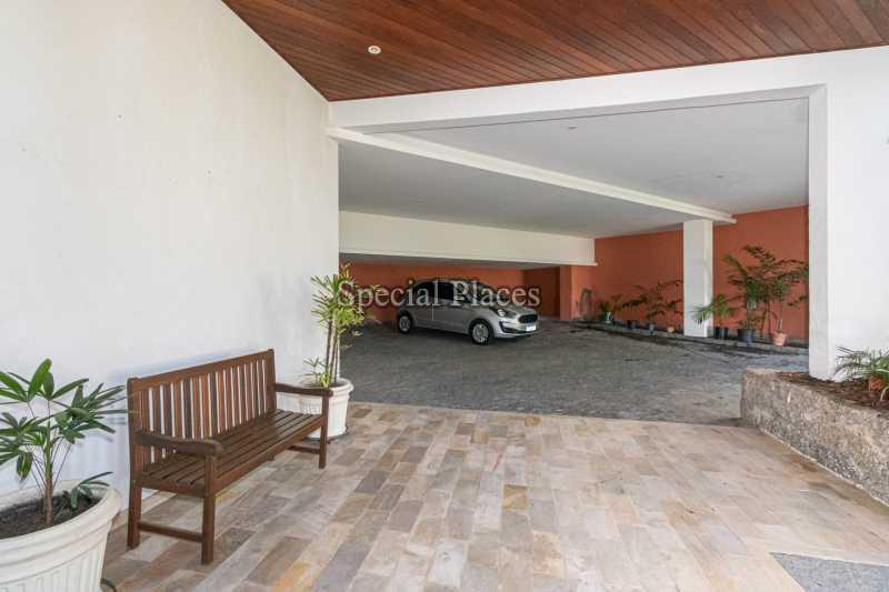 GARAGEM  - Casa em Condomínio 4 quartos à venda Joá, Rio de Janeiro - R$ 7.800.000 - BAC6210 - 11