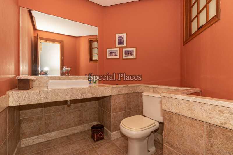 LAVABO  - Casa em Condomínio 4 quartos à venda Joá, Rio de Janeiro - R$ 7.800.000 - BAC6210 - 15