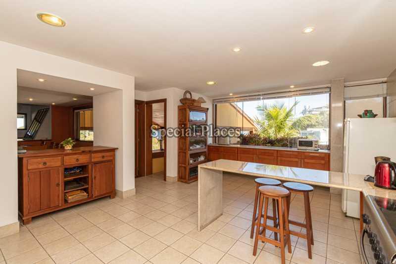 COPA COZINHA  - Casa em Condomínio 4 quartos à venda Joá, Rio de Janeiro - R$ 7.800.000 - BAC6210 - 31