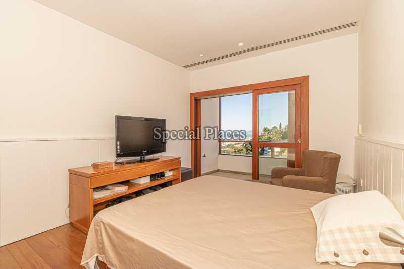 SUÍTE 2  - Casa em Condomínio 4 quartos à venda Joá, Rio de Janeiro - R$ 7.800.000 - BAC6210 - 23