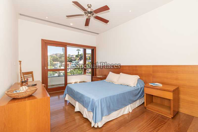 QUARTO 3  - Casa em Condomínio 4 quartos à venda Joá, Rio de Janeiro - R$ 7.800.000 - BAC6210 - 26