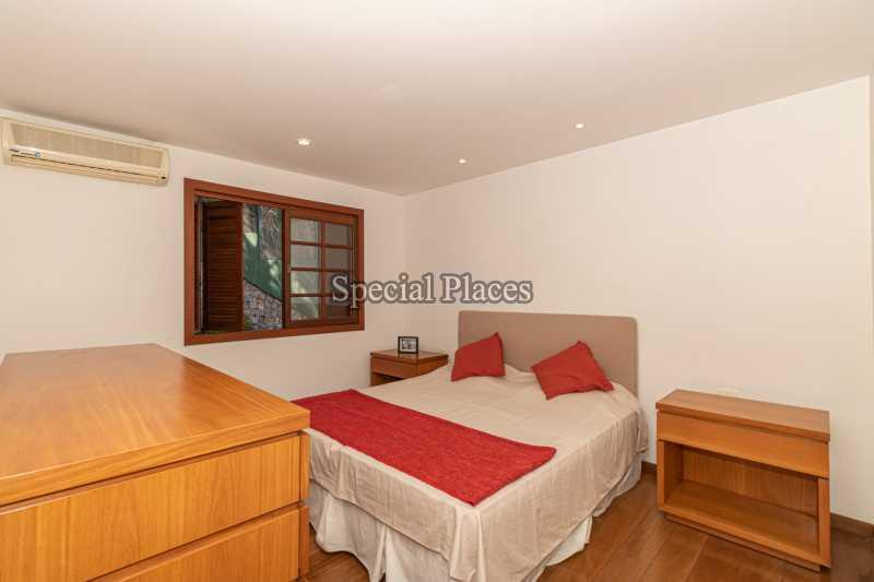 QUARTO 4 - Casa em Condomínio 4 quartos à venda Joá, Rio de Janeiro - R$ 7.800.000 - BAC6210 - 29