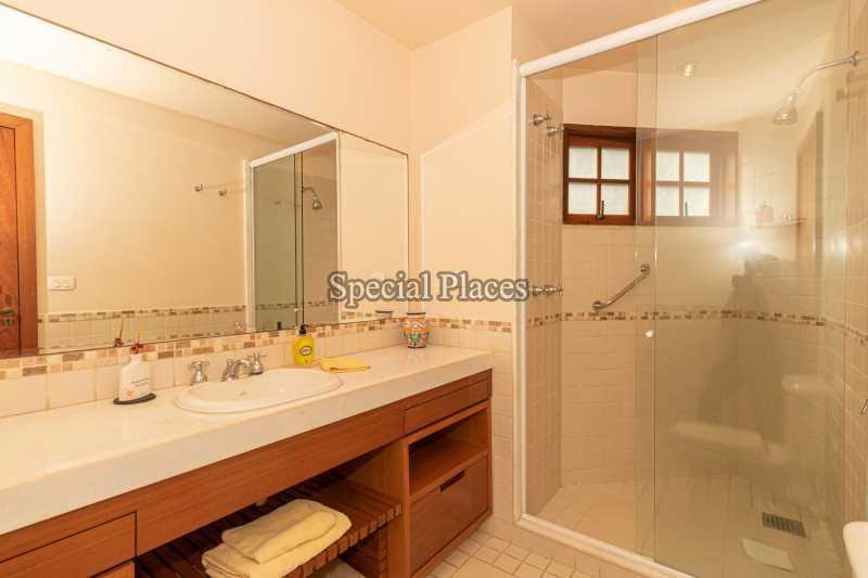 BANHEIRO  - Casa em Condomínio 4 quartos à venda Joá, Rio de Janeiro - R$ 7.800.000 - BAC6210 - 30