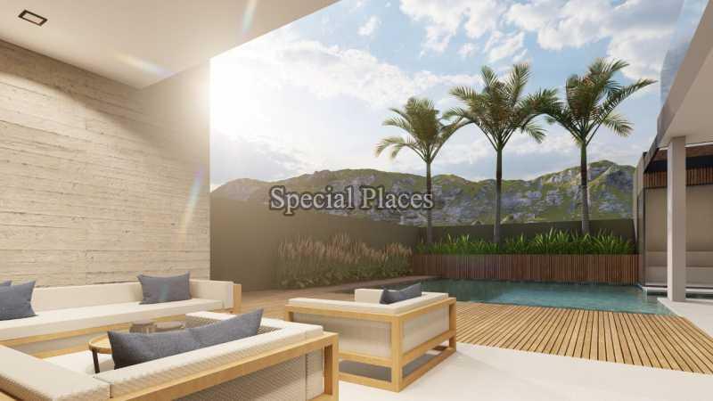 LAZER  - Casa em Condomínio 5 quartos à venda Barra da Tijuca, Rio de Janeiro - R$ 8.500.000 - BAC6219 - 3