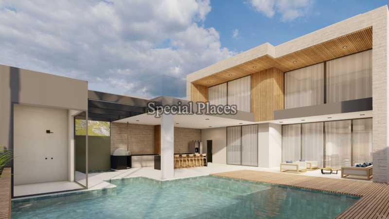 PISCINA  - Casa em Condomínio 5 quartos à venda Barra da Tijuca, Rio de Janeiro - R$ 8.500.000 - BAC6219 - 6