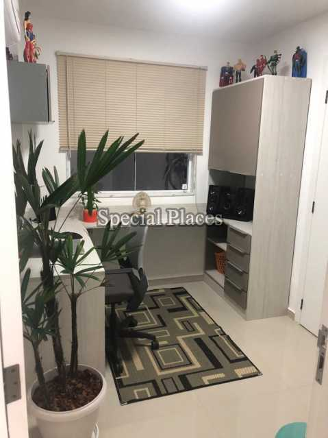 ESCRITÓRIO  - Casa 5 quartos à venda Recreio dos Bandeirantes, Rio de Janeiro - R$ 1.600.000 - BAC6227 - 13