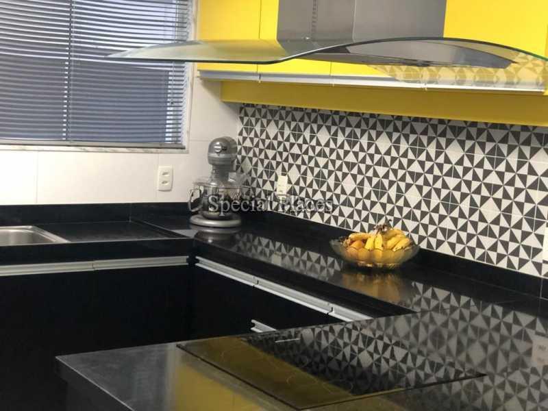 COZINHA  - Casa 5 quartos à venda Recreio dos Bandeirantes, Rio de Janeiro - R$ 1.600.000 - BAC6227 - 23
