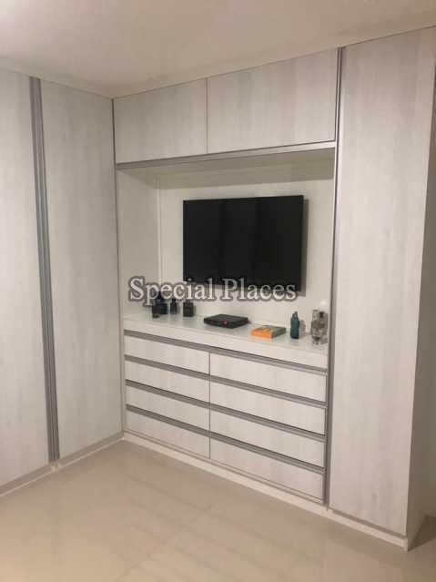 QUARTO  - Casa 5 quartos à venda Recreio dos Bandeirantes, Rio de Janeiro - R$ 1.600.000 - BAC6227 - 16