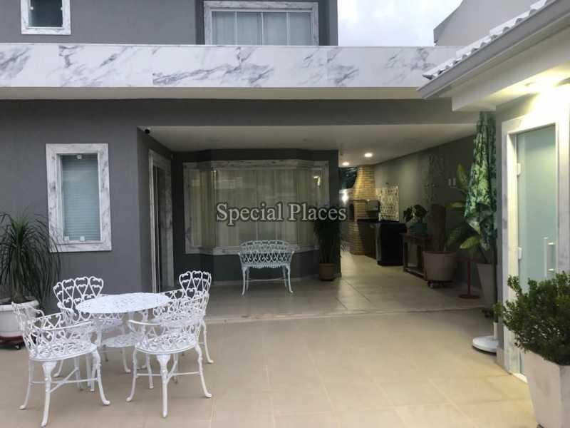 LAZER  - Casa 5 quartos à venda Recreio dos Bandeirantes, Rio de Janeiro - R$ 1.600.000 - BAC6227 - 6
