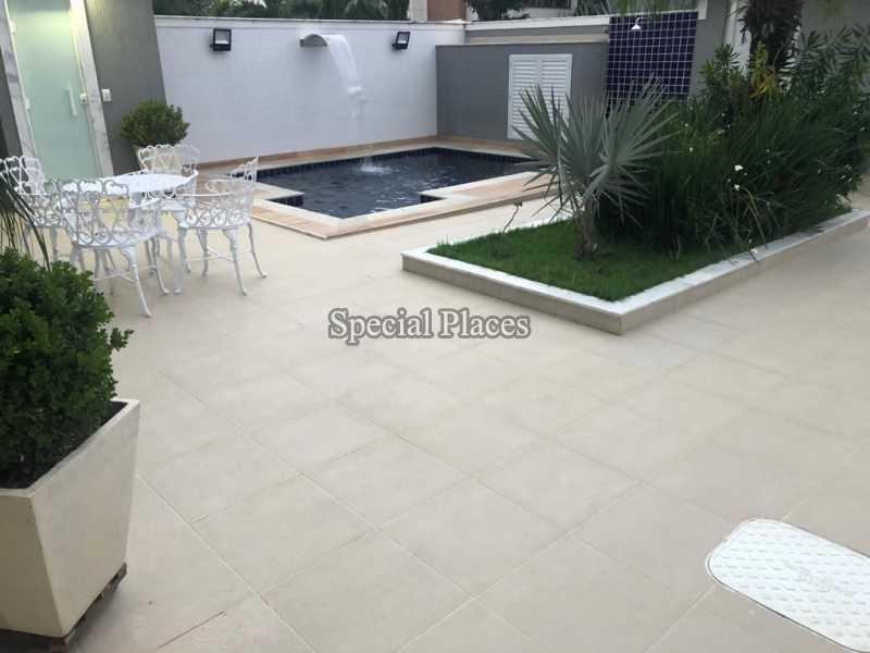 ÁREA DE LAZER  - Casa 5 quartos à venda Recreio dos Bandeirantes, Rio de Janeiro - R$ 1.600.000 - BAC6227 - 5