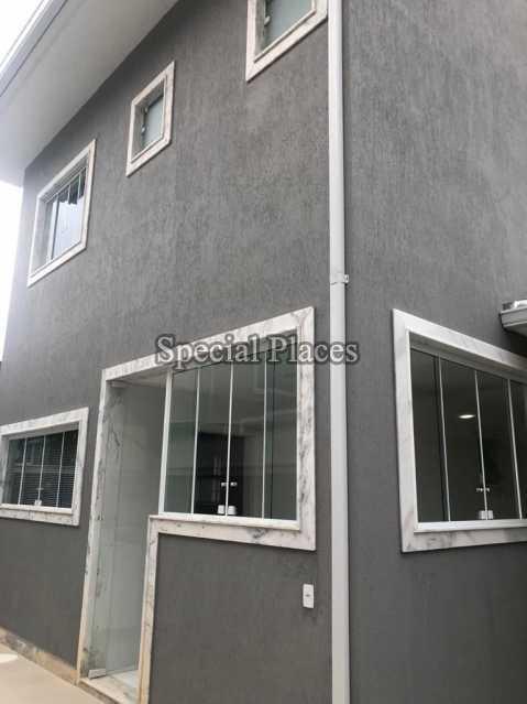 FACHADA DE TRÁS  - Casa 5 quartos à venda Recreio dos Bandeirantes, Rio de Janeiro - R$ 1.600.000 - BAC6227 - 29