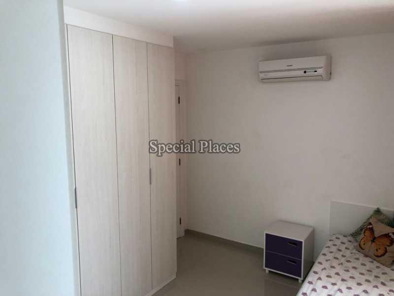 QUARTO  - Casa 5 quartos à venda Recreio dos Bandeirantes, Rio de Janeiro - R$ 1.600.000 - BAC6227 - 21