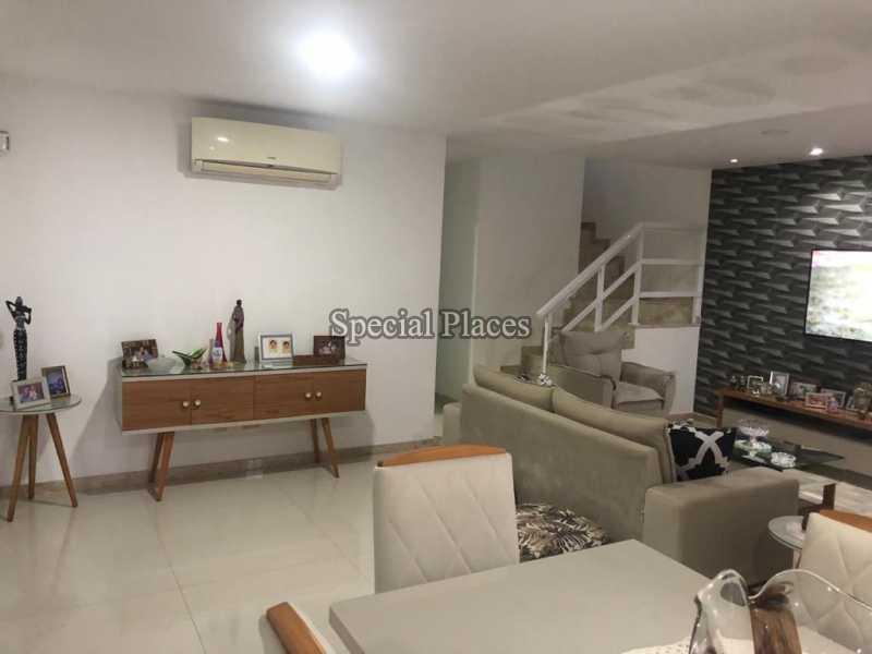 SALA MULTI AMBIENTES - Casa 5 quartos à venda Recreio dos Bandeirantes, Rio de Janeiro - R$ 1.600.000 - BAC6227 - 9