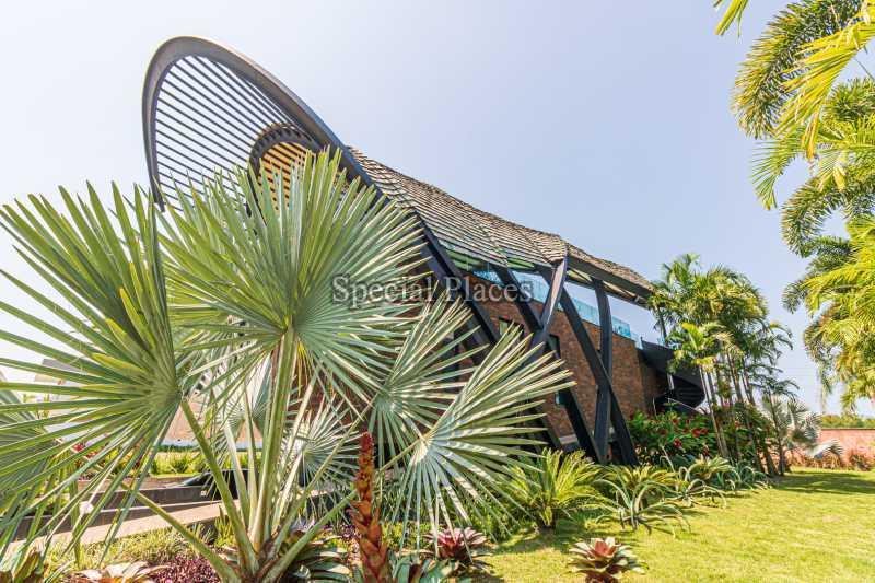 FACHADA  - Casa em Condomínio 4 quartos à venda Barra da Tijuca, Rio de Janeiro - R$ 7.500.000 - BAC6233 - 4