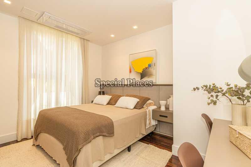 SUÍTE  - Casa em Condomínio 4 quartos à venda Barra da Tijuca, Rio de Janeiro - R$ 7.500.000 - BAC6233 - 26