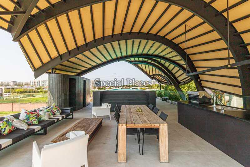 LAZER  - Casa em Condomínio 4 quartos à venda Barra da Tijuca, Rio de Janeiro - R$ 7.500.000 - BAC6233 - 13