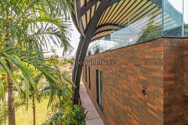 JARDIM - Casa em Condomínio 4 quartos à venda Barra da Tijuca, Rio de Janeiro - R$ 7.500.000 - BAC6233 - 15