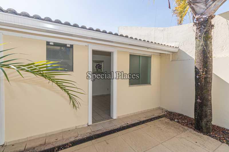 SUÍTE ANEXO  - Casa em Condomínio 4 quartos à venda Barra da Tijuca, Rio de Janeiro - R$ 3.000.000 - BAC2480 - 7