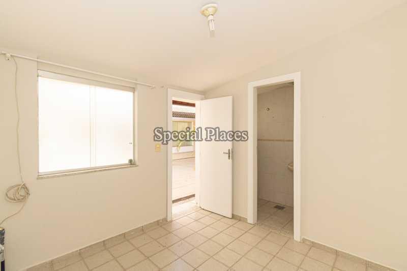 SUÍTE ANEXO  - Casa em Condomínio 4 quartos à venda Barra da Tijuca, Rio de Janeiro - R$ 3.000.000 - BAC2480 - 8