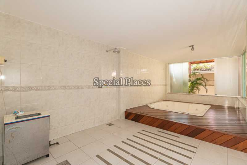 HIDRO - Casa em Condomínio 4 quartos à venda Barra da Tijuca, Rio de Janeiro - R$ 3.000.000 - BAC2480 - 11