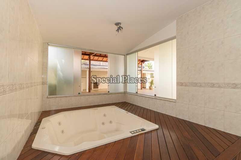 HIDRO  - Casa em Condomínio 4 quartos à venda Barra da Tijuca, Rio de Janeiro - R$ 3.000.000 - BAC2480 - 12
