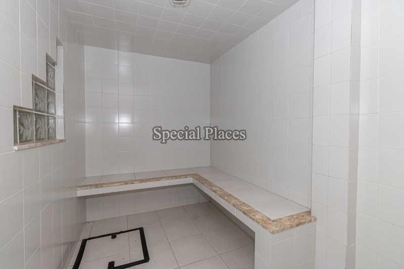 SAUNA  - Casa em Condomínio 4 quartos à venda Barra da Tijuca, Rio de Janeiro - R$ 3.000.000 - BAC2480 - 13