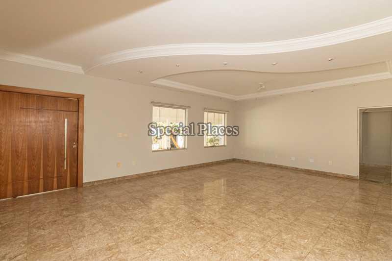 SALÃO  - Casa em Condomínio 4 quartos à venda Barra da Tijuca, Rio de Janeiro - R$ 3.000.000 - BAC2480 - 10
