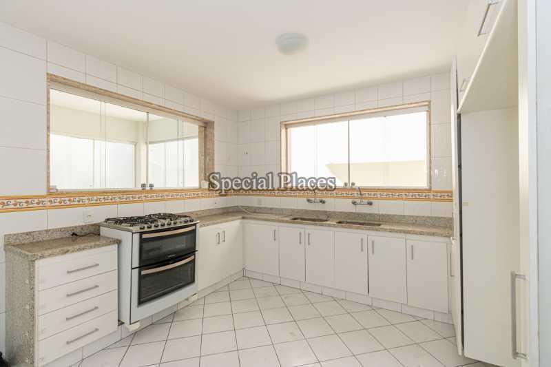 COZINHA  - Casa em Condomínio 4 quartos à venda Barra da Tijuca, Rio de Janeiro - R$ 3.000.000 - BAC2480 - 16