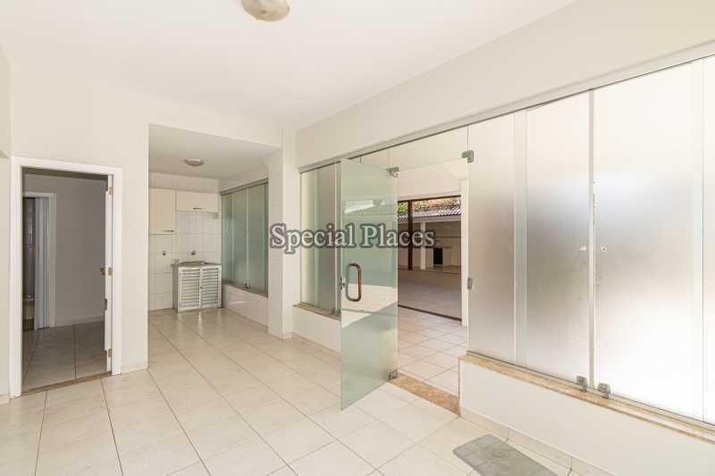 VARANDA FECHADA  - Casa em Condomínio 4 quartos à venda Barra da Tijuca, Rio de Janeiro - R$ 3.000.000 - BAC2480 - 18