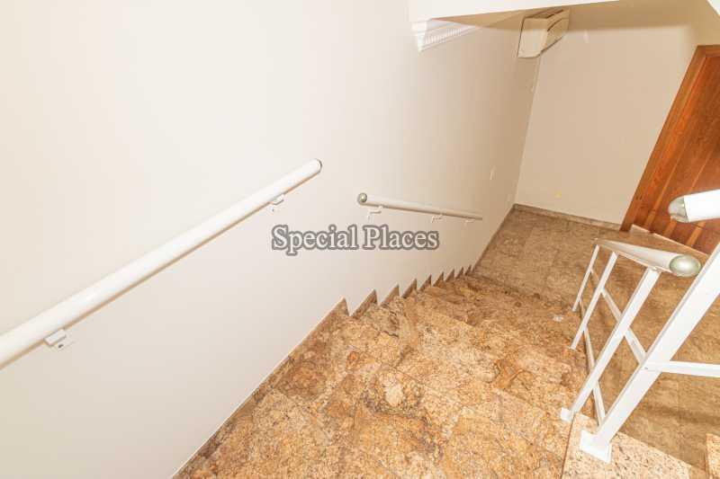 ESCADA  - Casa em Condomínio 4 quartos à venda Barra da Tijuca, Rio de Janeiro - R$ 3.000.000 - BAC2480 - 19